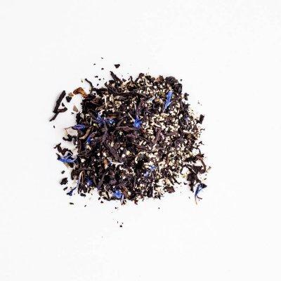 5071 - Thé noir au chanvre - Bleuet sauvage
