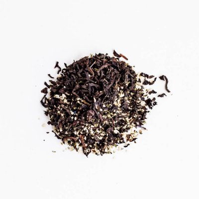 5076 - Thé noir au chanvre - Earl Grey crémeux