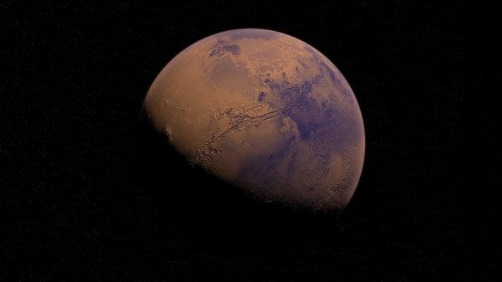 Faire pousser du cannabis sur Mars?
