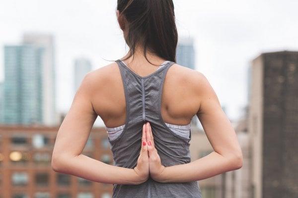Une nouvelle tendance: le yoga-cannabis