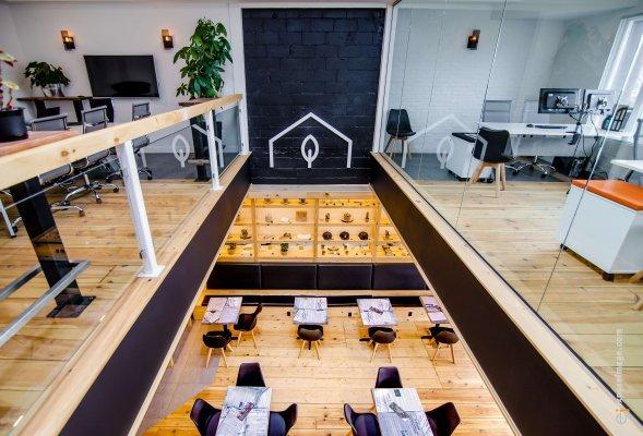 Du nouveau à votre Maison d'Herbes - Location d'espaces de travail collaboratifs