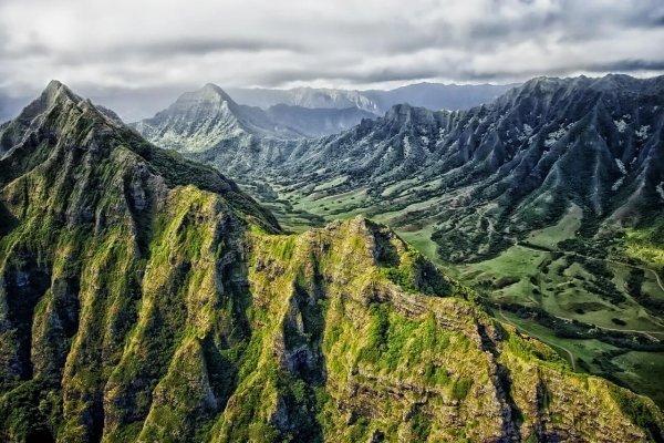 Recouvrir Hawaii de chanvre