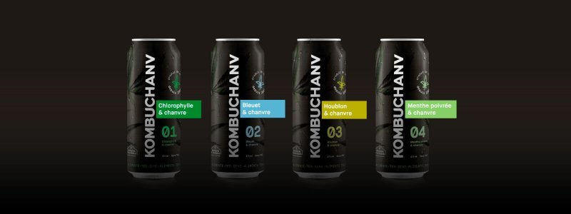 Kombichanv - 4 saveurs